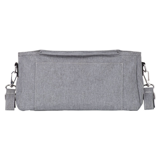 Outlookbaby Pram Caddy – Grey Melange