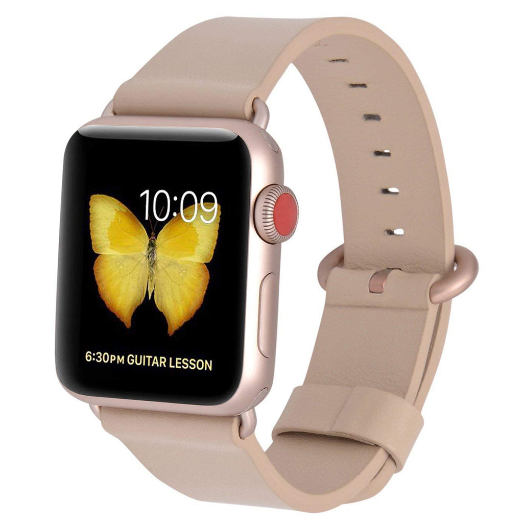 Apple watch band 38mm 40mm Beige