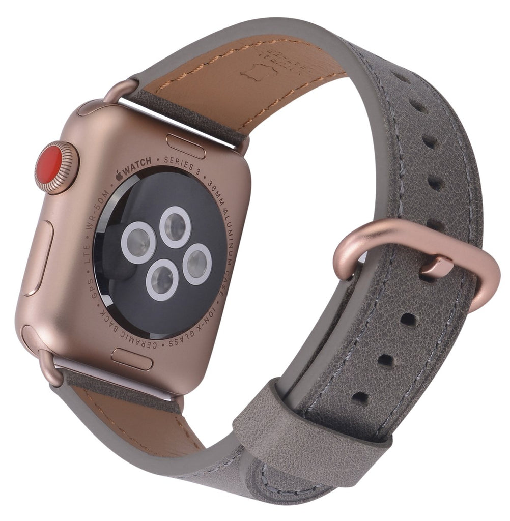 Apple watch band 38mm 40mm 42mm 44mm Taupe