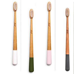 4 x Bamboo Truthbrush - Year Supply / Family Pack