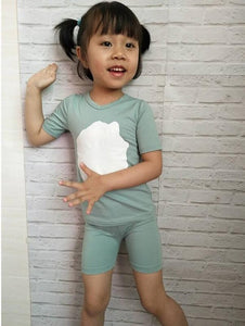 Girls Clothing Sets Summer 2019 New Hot Sale pant suit