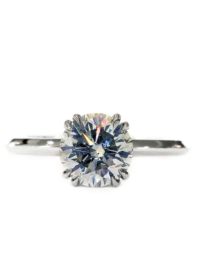 LILY GREY DIAMOND RING (1.31ct)