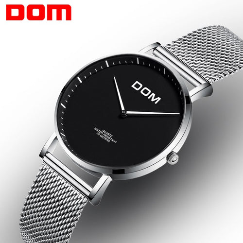 DOM watch femme simple et tendance