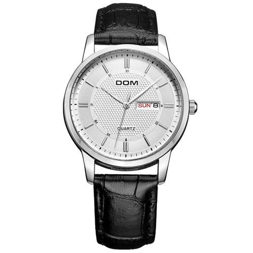 DOM watch luxe