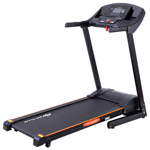 Treadmill | 2.5 HP | Motorized With Electric Support