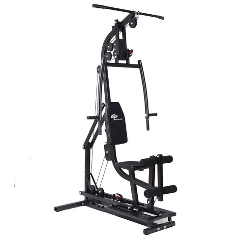 Home Gym | Chest Fly, Press, Lateral Bar, Leg Extensions-Home Gyms-Ambitious Athletic Goods