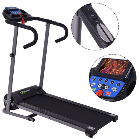 Treadmill | 1100w | Electric-Treadmills-Ambitious Athletic Goods