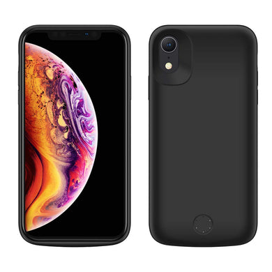 CellPhonez.in - 6000 mAh Power Bank External Battery Case for Apple iPhone XR.