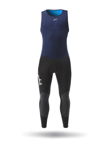 Men's Microfleece V Skiff Suit - Zhik