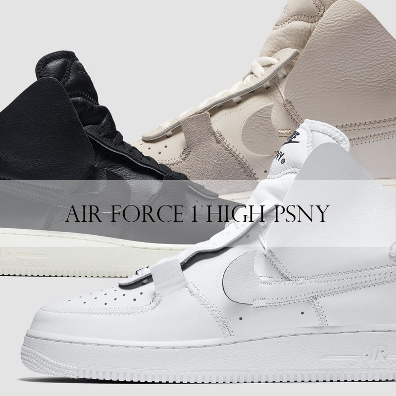 New Arrival : Nike Air Force 1 High PSNY Pack