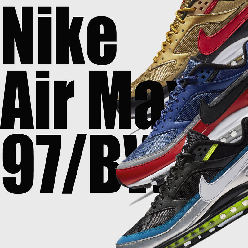 New Arrival : Nike Air Max 97 PRM Collection