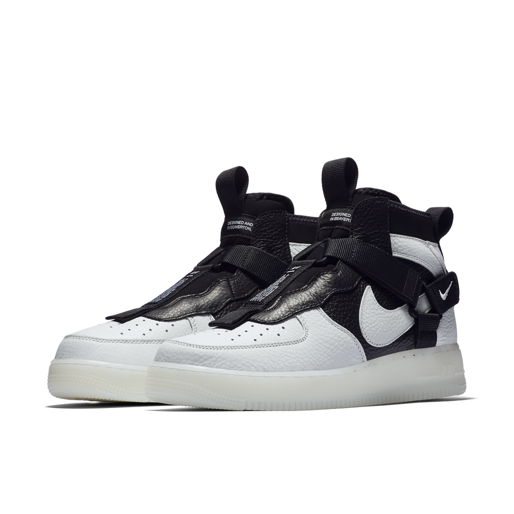 Nike Air Force 1 Utility Mid Off White (AQ9758-100)