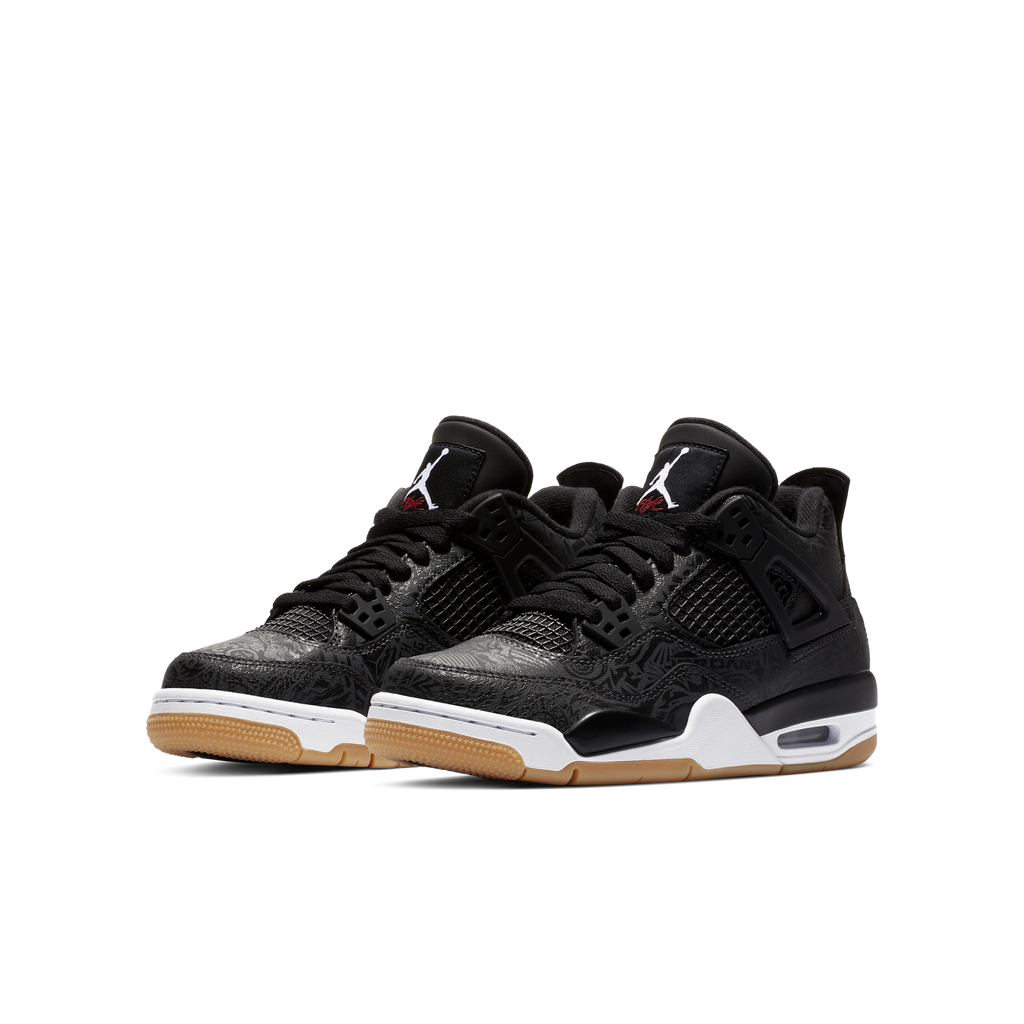 Nike Air Jordan 4 Retro (GS) SE Black Laser (CI2970-001)