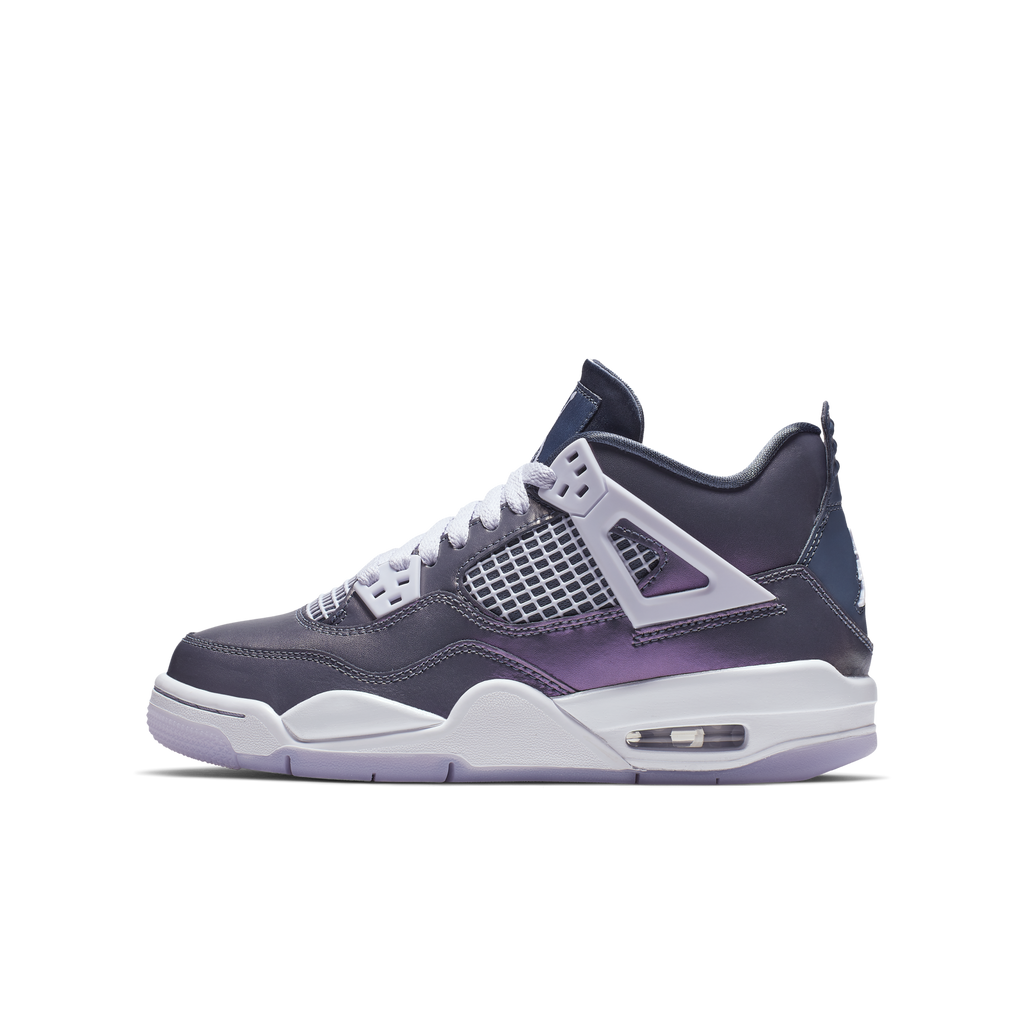 Nike Air Jordan 4 Retro SE (GS) Monsoon Blue (BQ9043-400)