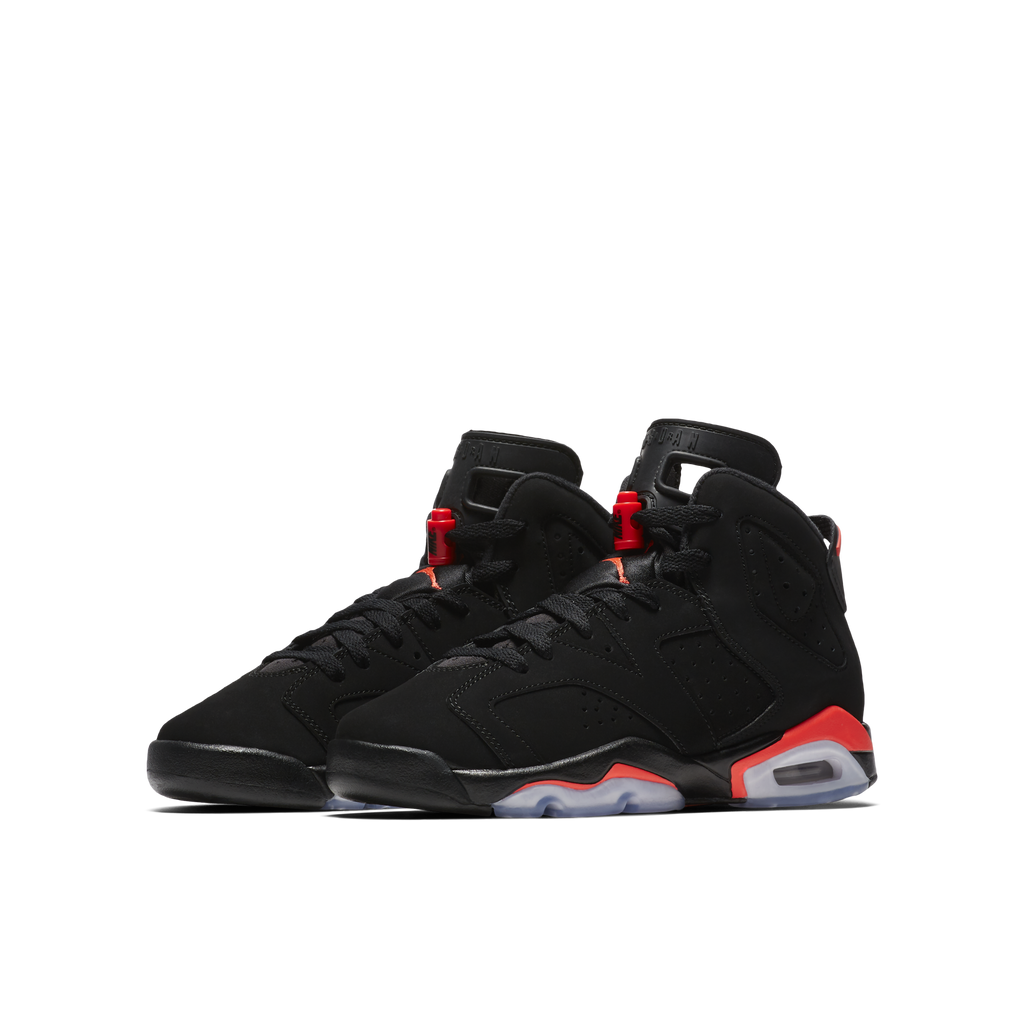 Nike Air Jordan 6 Retro (GS) Infrared 2019 (384665-060)