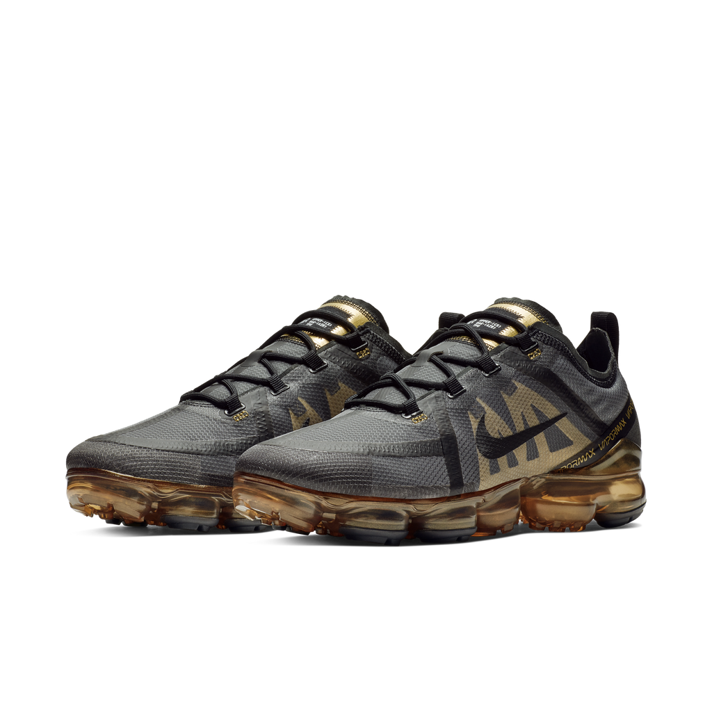 Nike Air VaporMax 2019 Black Gold (AR6631-002)