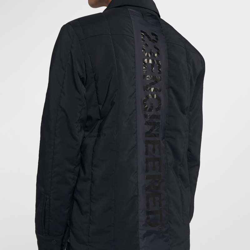 Nike Jordan 23 Engineered Quilted Jacket Black (AJ1053-010)