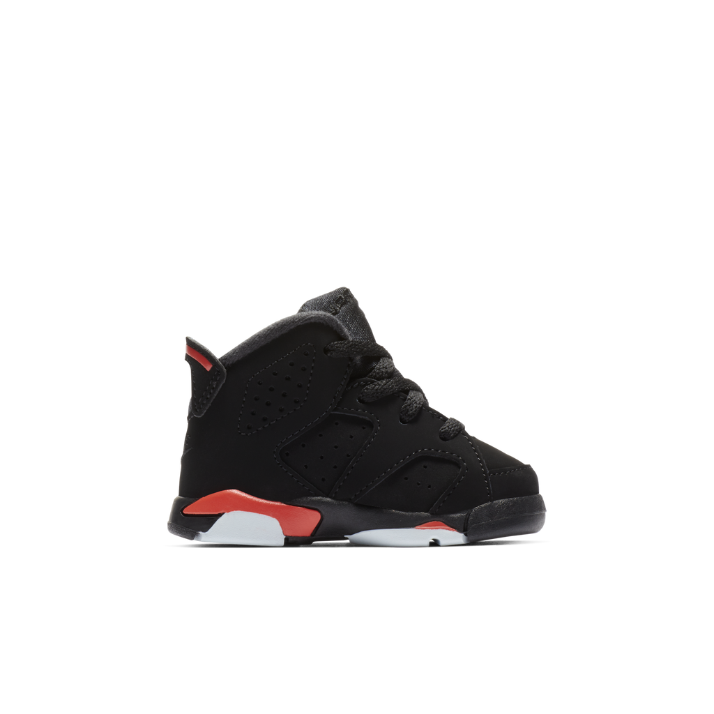 Nike Jordan 6 Retro (TD) Infant/Toddler Infrared (384667-060)