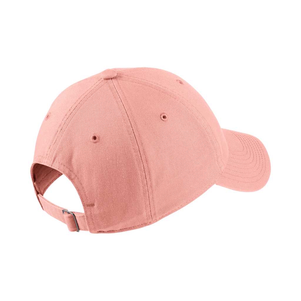 Nike Sportswear Heritage 86 Adjustable Hat Bleached Coral (913011-697)