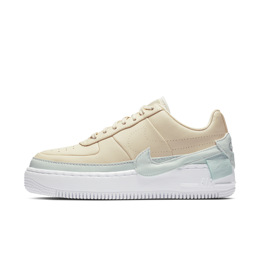Nike Wmns Air Force 1 Jester XX Cream Aqua (AO1220-201)