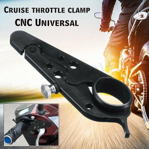 1 pcs Universal Motorcycle Cruise Control Throttle Lock