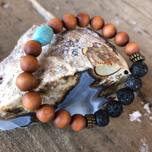 Wisdom from Above- March's Bracelet