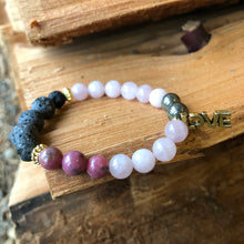 Load image into Gallery viewer, Love Endures - February's Bracelet