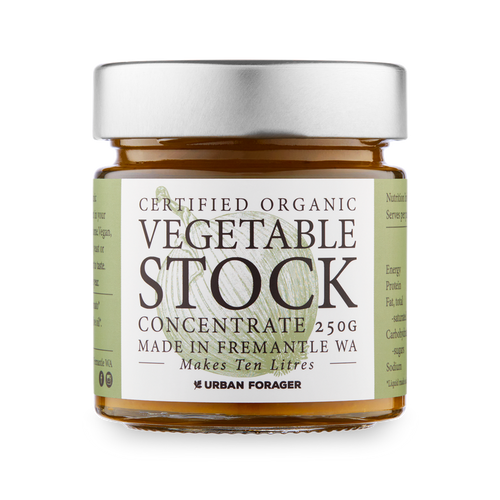 Vegetable Stock Concentrate Organic 250g