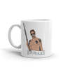 John McAfee Coffee Mug