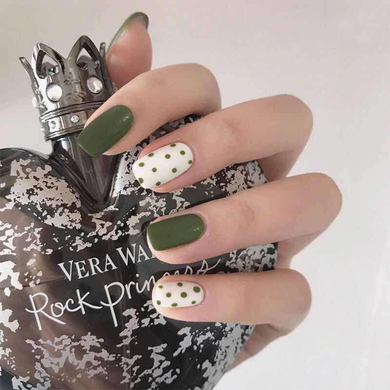 Soda Pop Rocks Magic Press Nail Manicure