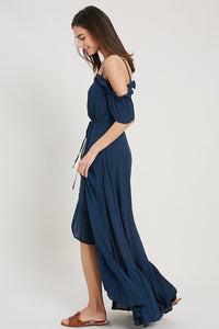 Midnight Romance Maxi Navy