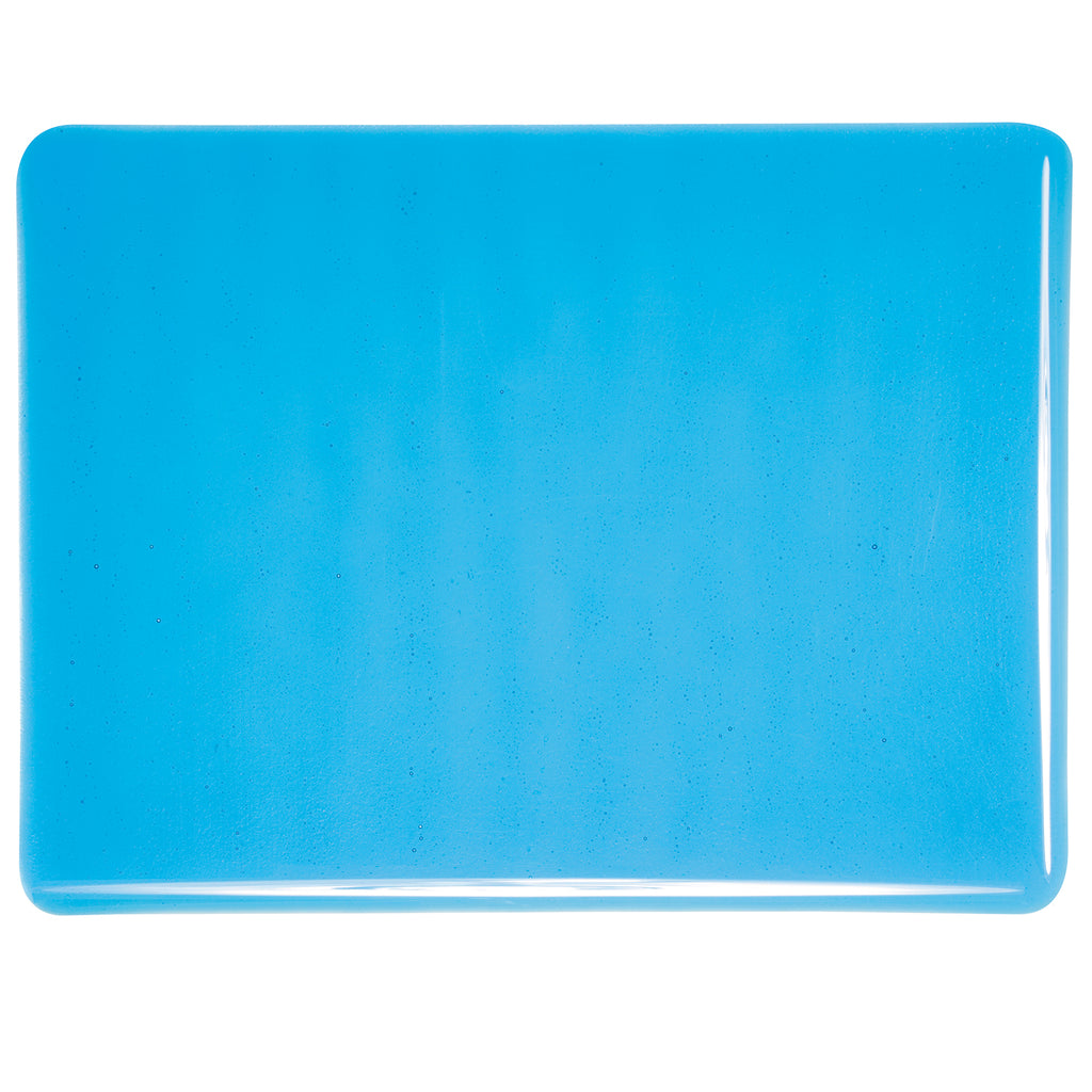 BE - 1116 Turquoise Blue Transparent Sheet