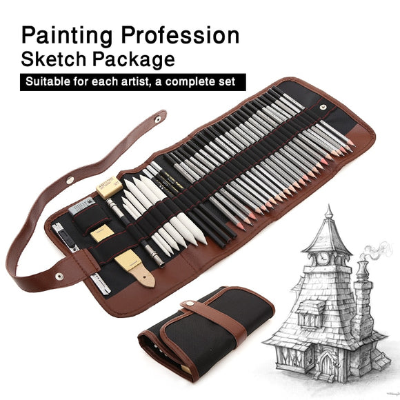 Sketch Pencil Set