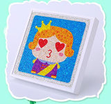 Kids diamond painting