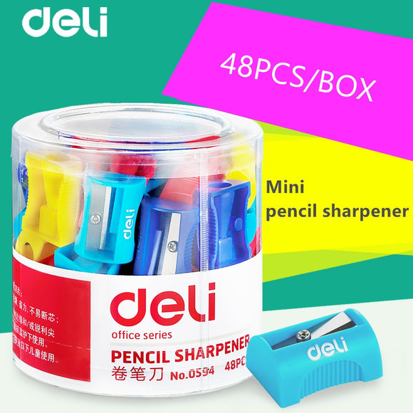 Mini pencil sharpeners