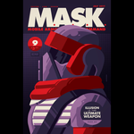 M.A.S.K. issue #9