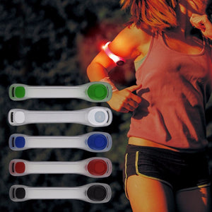 LED Safety Light For Runners and Cyclists - www.theknickknackstore.com