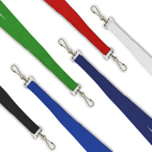 "3/4"" Wide Event lanyard"