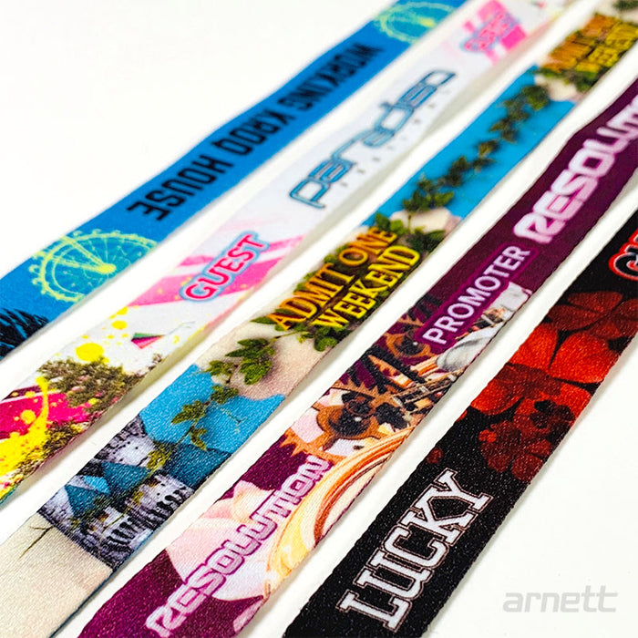 Festival Cloth Wristbands
