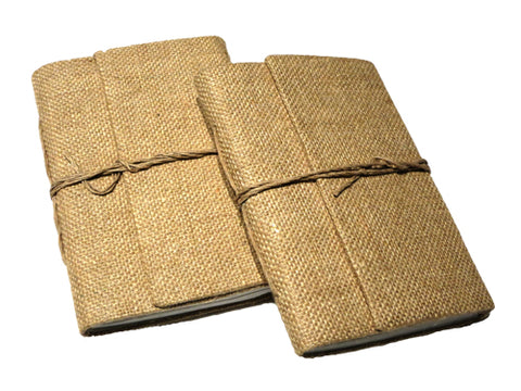 Jute Eco-Friendly Journal