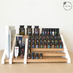Library Essential Oil Stand