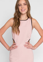 Groove Cut Out Dress