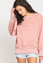 No Sweat Oversized Sweater
