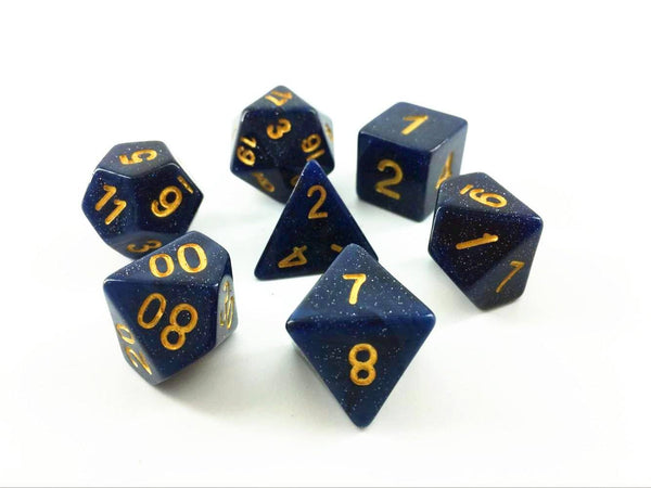 Endless Night Dice Set