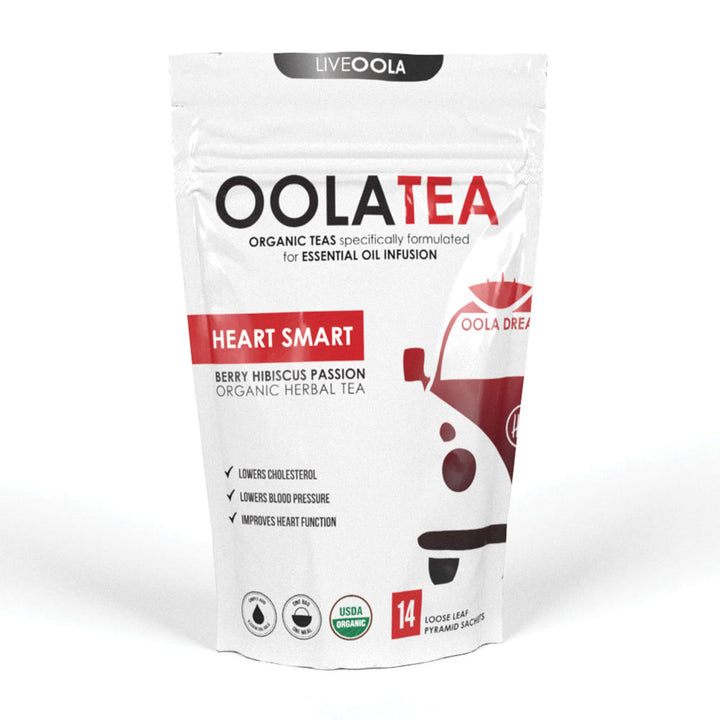 Heart Smart: Berry Hibiscus Passion (14 sachets)