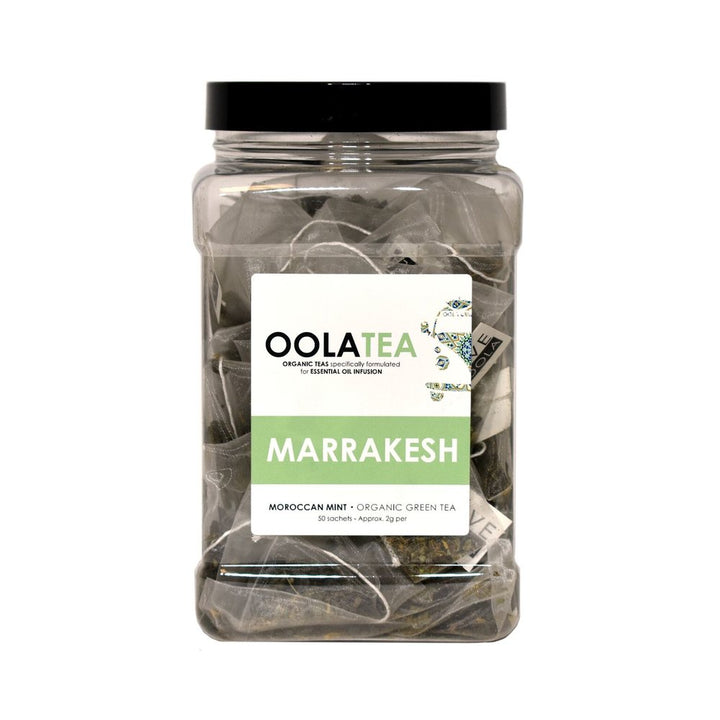 Marrakesh: Moroccan Mint (50 sachets)