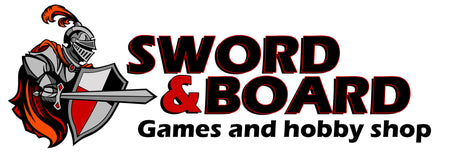 Sword & Board Games and Hobbies