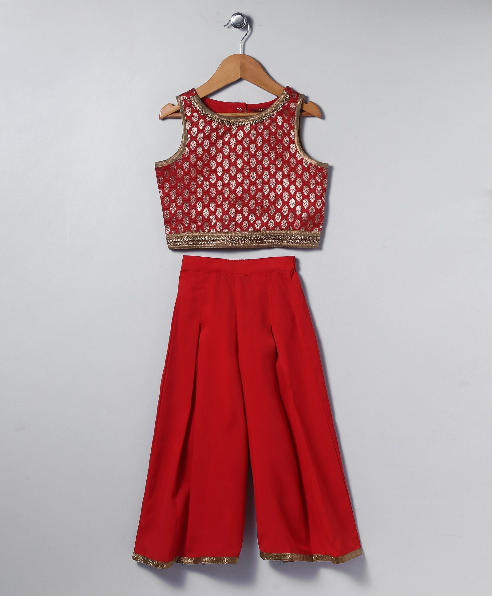 Girl Red Palazzo