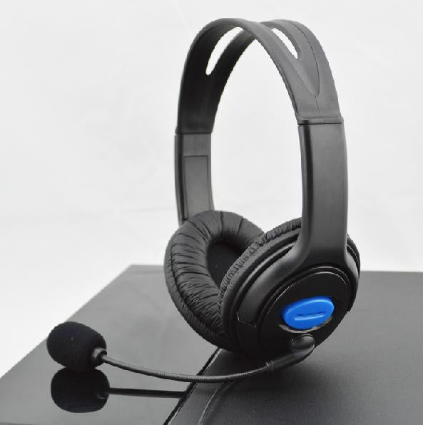 Black Headset Wired