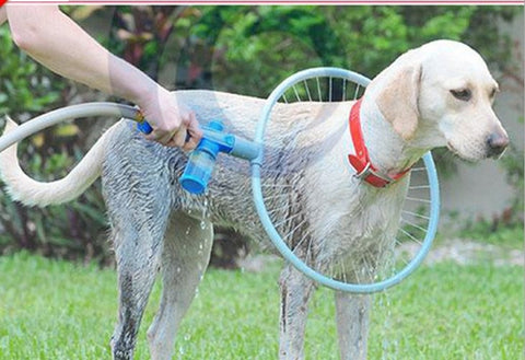 Woof Dog Washer 360 Degree Bath Shower
